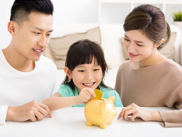 子供へのお金の教育